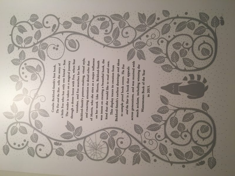 A Book Design Which is Inspired By William Morris Gallery 2